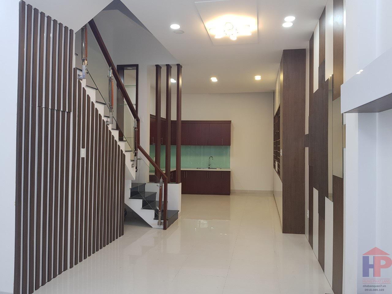 Bán nhà hẻm Vườn Điều, Đường số 27, Phường Tân Quy DT 4.3x12 Giá 7.1 tỷ LH 0909477288