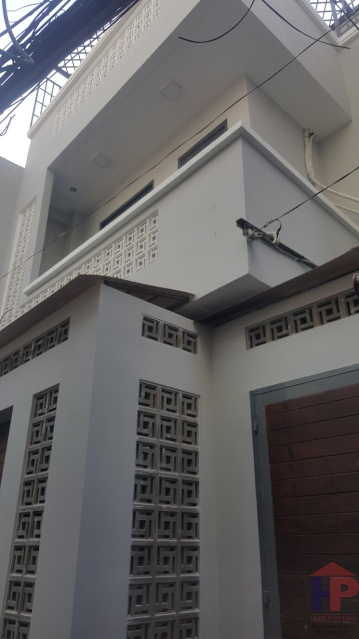 Bán nhà phố đường Dương Bá Trạc phường 1 quận 8 LH 0909477288