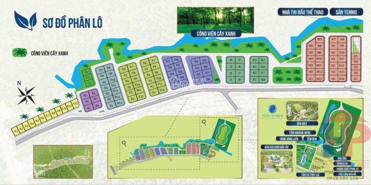 Bán đất nền dự án tại Green Garden Villa - Huyện Xuyên Mộc, Bà Rịa Vũng Tàu DT 300m² Giá: 4.5 tỷ  LH 0913999003