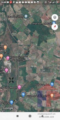 Bán đất nền dự án tại Đường Quốc Lộ 55 Huyện Xuyên Mộc-Bà Rịa Vũng Tàu DT 500m² Giá: 1.8 triệu/m² LH 0913999003