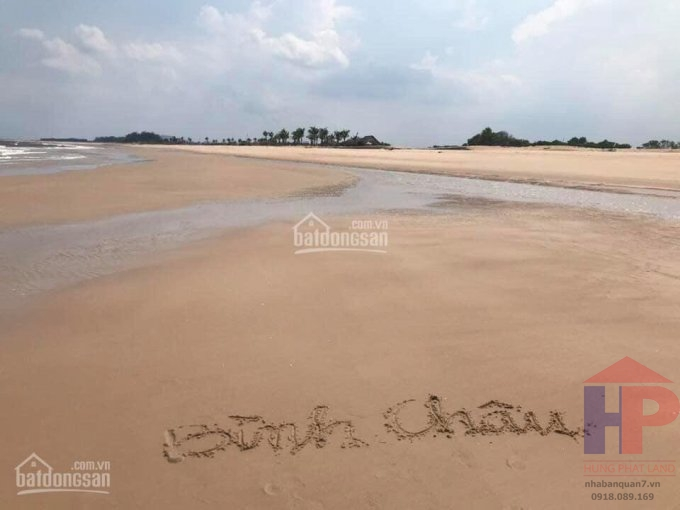 Bán đất nền dự án tại NovaWorld Hồ Tràm, Huyện Xuyên Mộc, Bà Rịa Vũng Tàu DT 568m² Giá 1.2 triệu/m² LH 0913999003