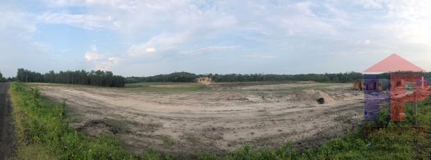 Bán đất ven biển Bình Châu, Hồ Tràm DT 500m2 - 10000m2/nền, Giá từ 900tr/nền LH 0913999003
