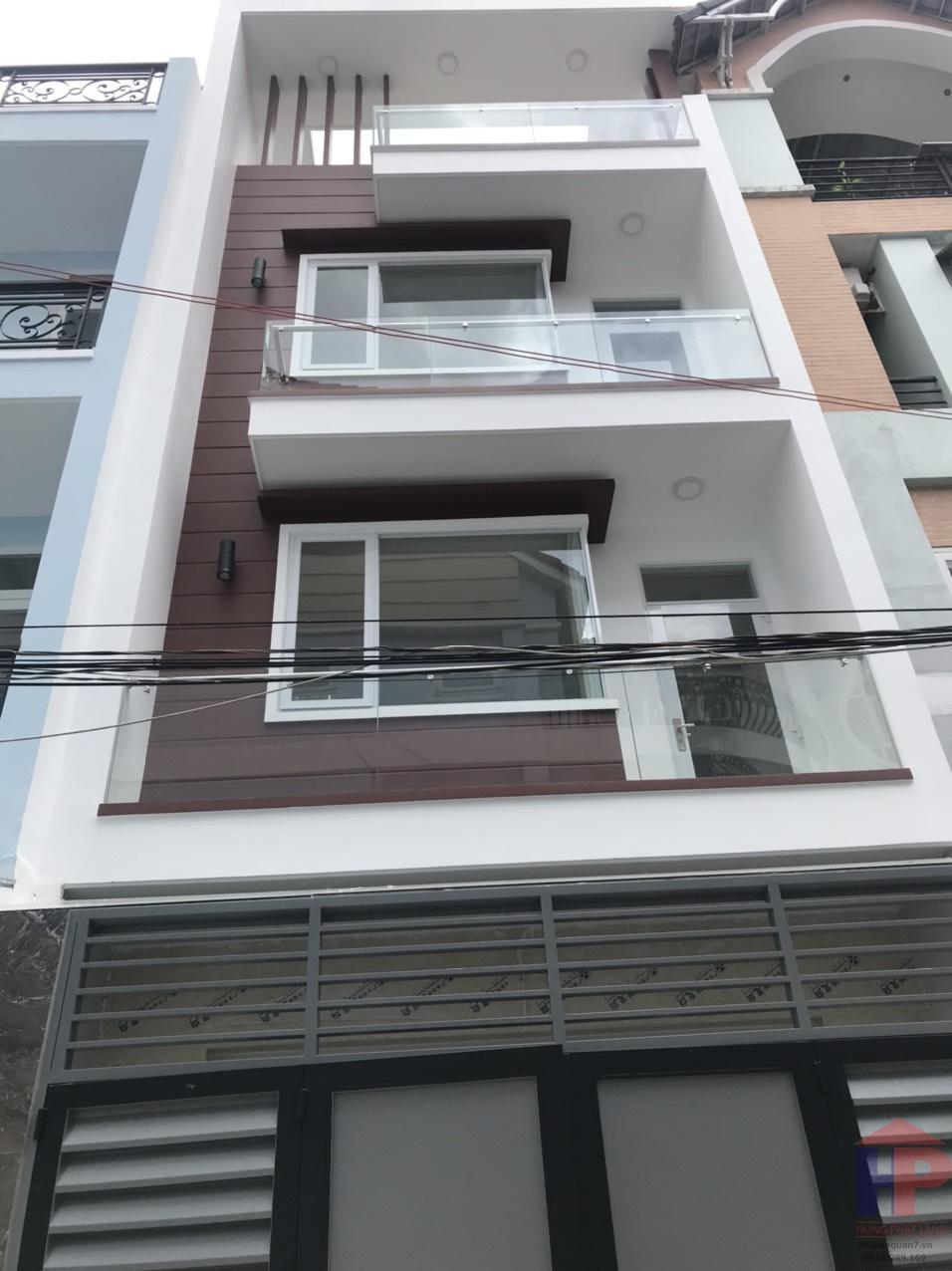 Bán nhà hẻm 300 Nguyễn Văn Linh Phường Bình Thuận Quận 7 DT 87 m2 Giá 12.59 tỷ thương lượng LH 0909477288