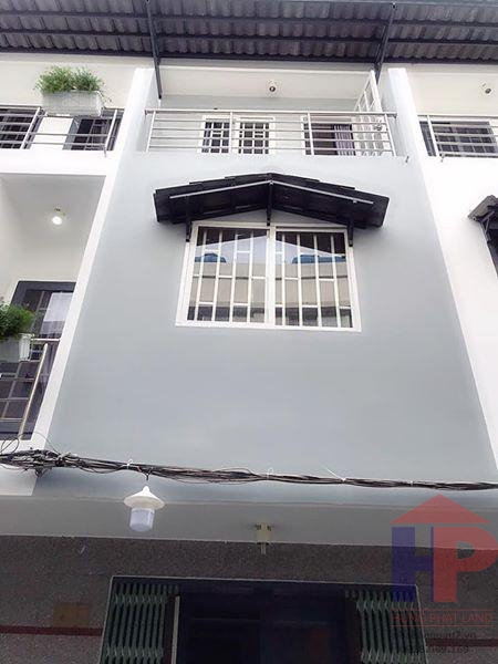 Bán Nhà Hẻm 76 Dương Cát Lợi, Thị trấn Nhà Bè DT 3,2 x 8m Giá 1,7 tỷ LH 0909477288