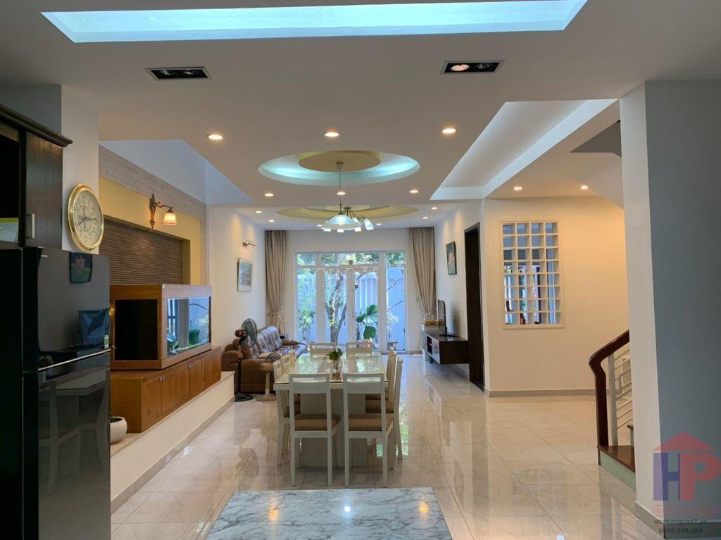 Bán biệt thự Nam Long Phú Thuận, Gò Ô Môi, Phường Phú Thuận DT 8x15 Giá 25 tỷ LH 0909477288