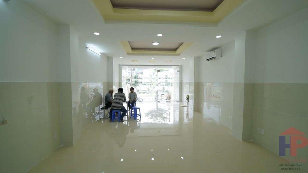 Cho thuê mặt bằng đường số 2, KDC Kim Sơn, Phường Tân Phong, Quận 7 DT 50m2 Giá 12 tr/tháng LH 0909477288