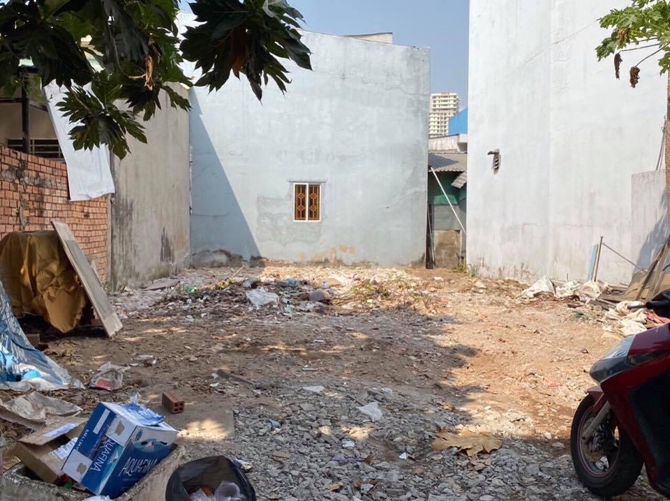Bán lô đất thị trấn Nhà Bè cách mặt tiền Huỳnh tấn phát 150m