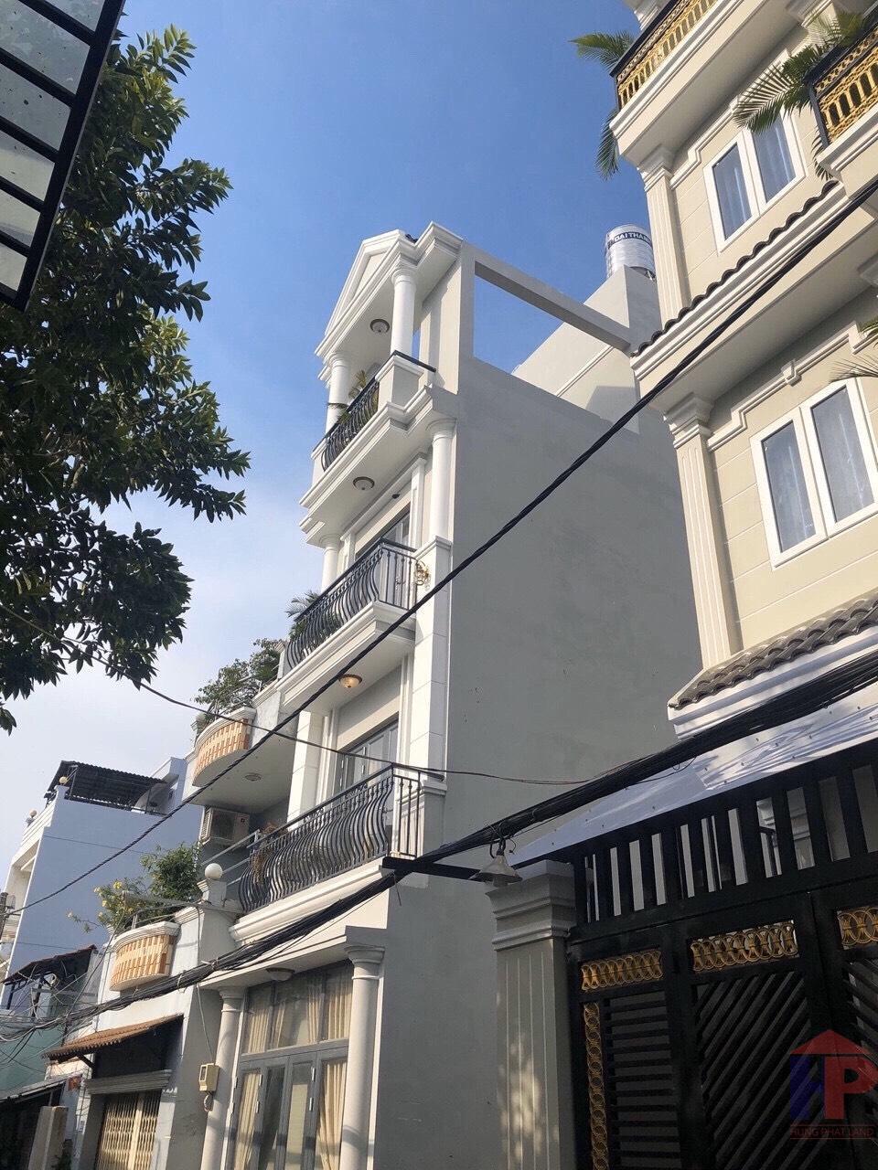 Bán gấp nhà hẻm Đường Trần Xuân Soạn, phường Tân Hưng DT 4 x 13.75m Giá 6.5 tỷ LH 0909477288