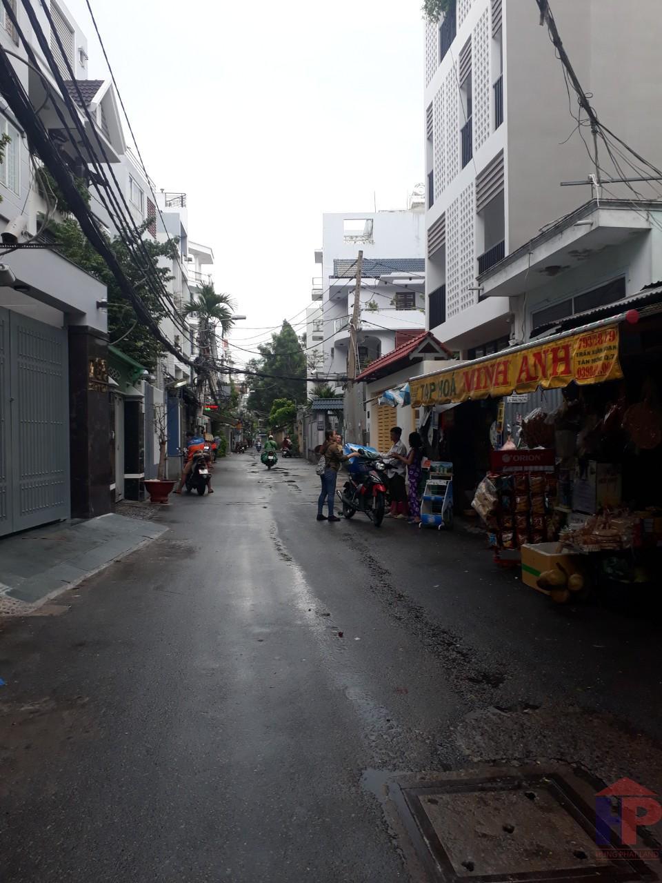 Cho thuê nhà nguyên căn mặt tiền khu Kiều Đàm 793 Trần Xuân Soạn Giá 17 tr/tháng LH 0909477288