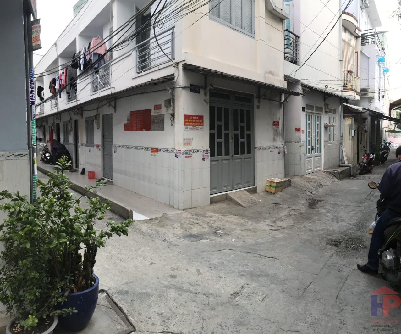 Bán nhà trọ hẻm 793 Trần Xuân Soạn, Phường Tân Hưng, Quận 7 DT  5 x 20m Giá 6.7 tỷ LH 0909477288