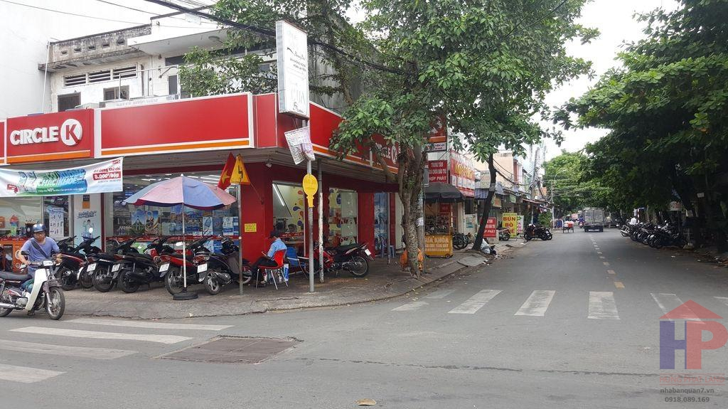Bán gấp nhà mặt tiền đường Số 4, chợ Tân Qui, Phường Tân Kiểng Diện tích: 3.5mx10m Giá: 5,8 tỷ LH 0909477288