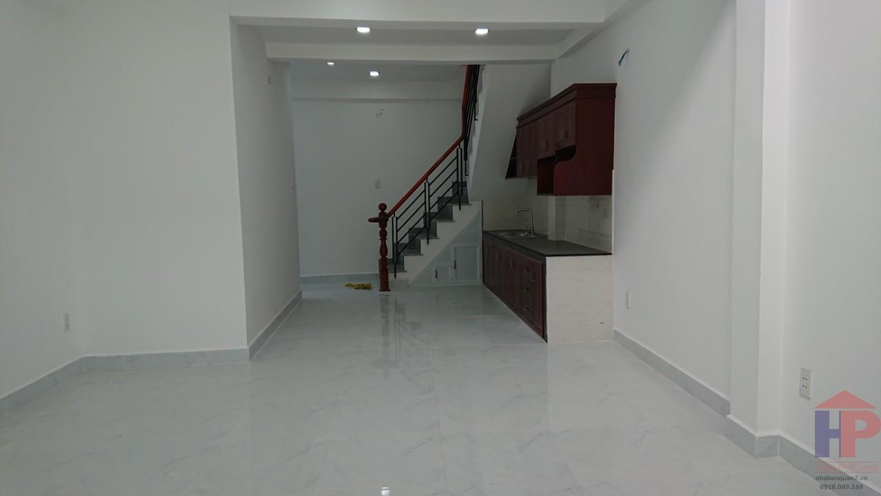 Bán nhà hẻm xe hơi 1041 Trần Xuân Soạn, phường Tân Hưng DT 4,8m x 11,5m Giá 4,5 tỷ LH 0909477288