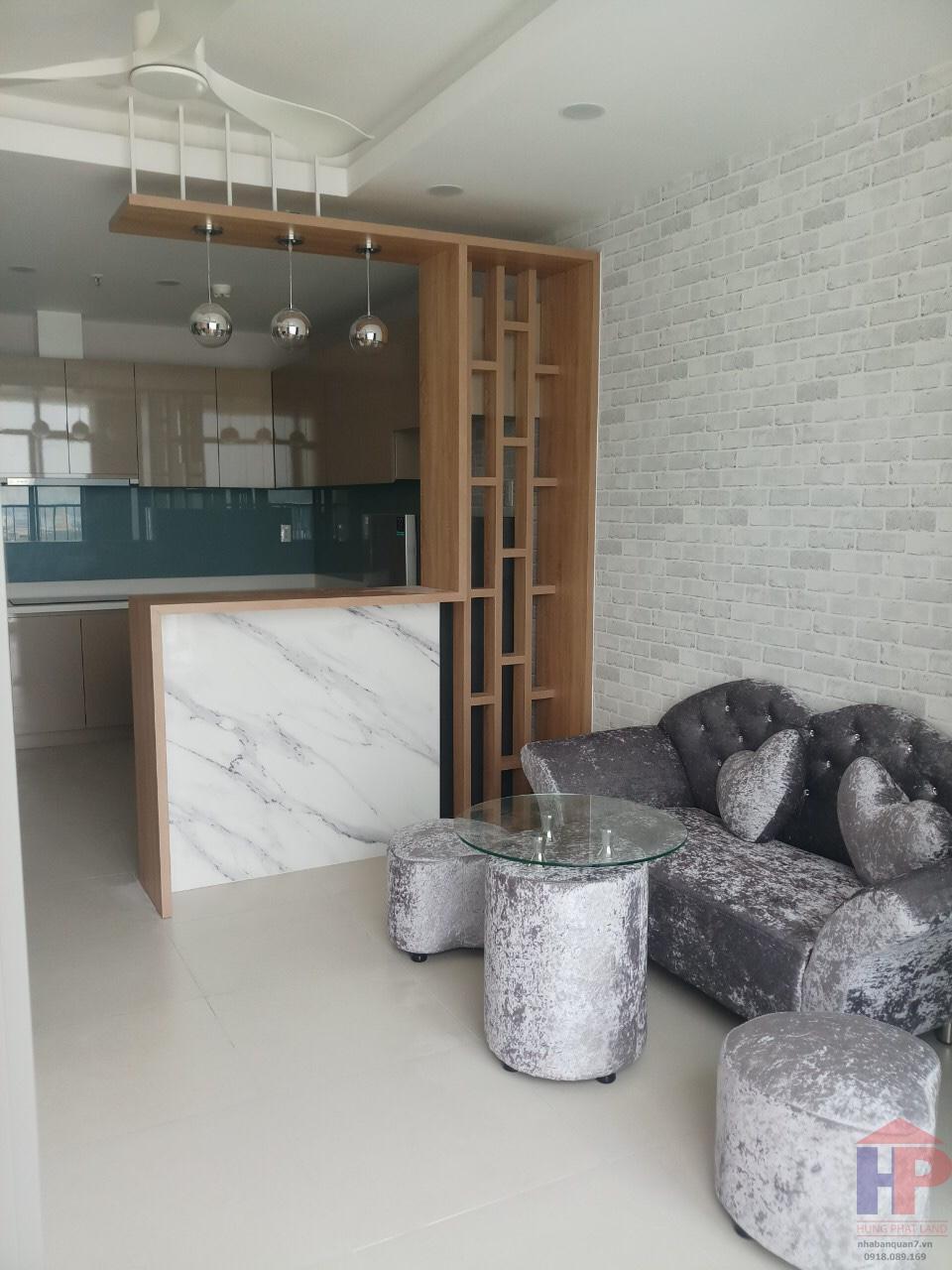 Bán căn hộ Jamona Heights đường Bùi Văn Ba, phường Tân Thuận Đông, Quận 7 DT 77m2 Giá 3.7 tỷ LH 0909477288