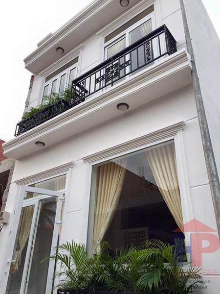 Bán nhà hẻm 21 đường tân mỹ, khu phố 2 phường Tân Phú DT 84,35m2 Giá 7.5 tỷ LH 0909477288