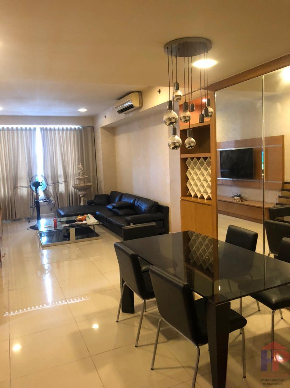 Bán căn hộ Sunrise City South, Nguyễn Hữu Thọ, Phường Tân Hưng DT 130m2 Giá 6 tỷ LH 0909477288