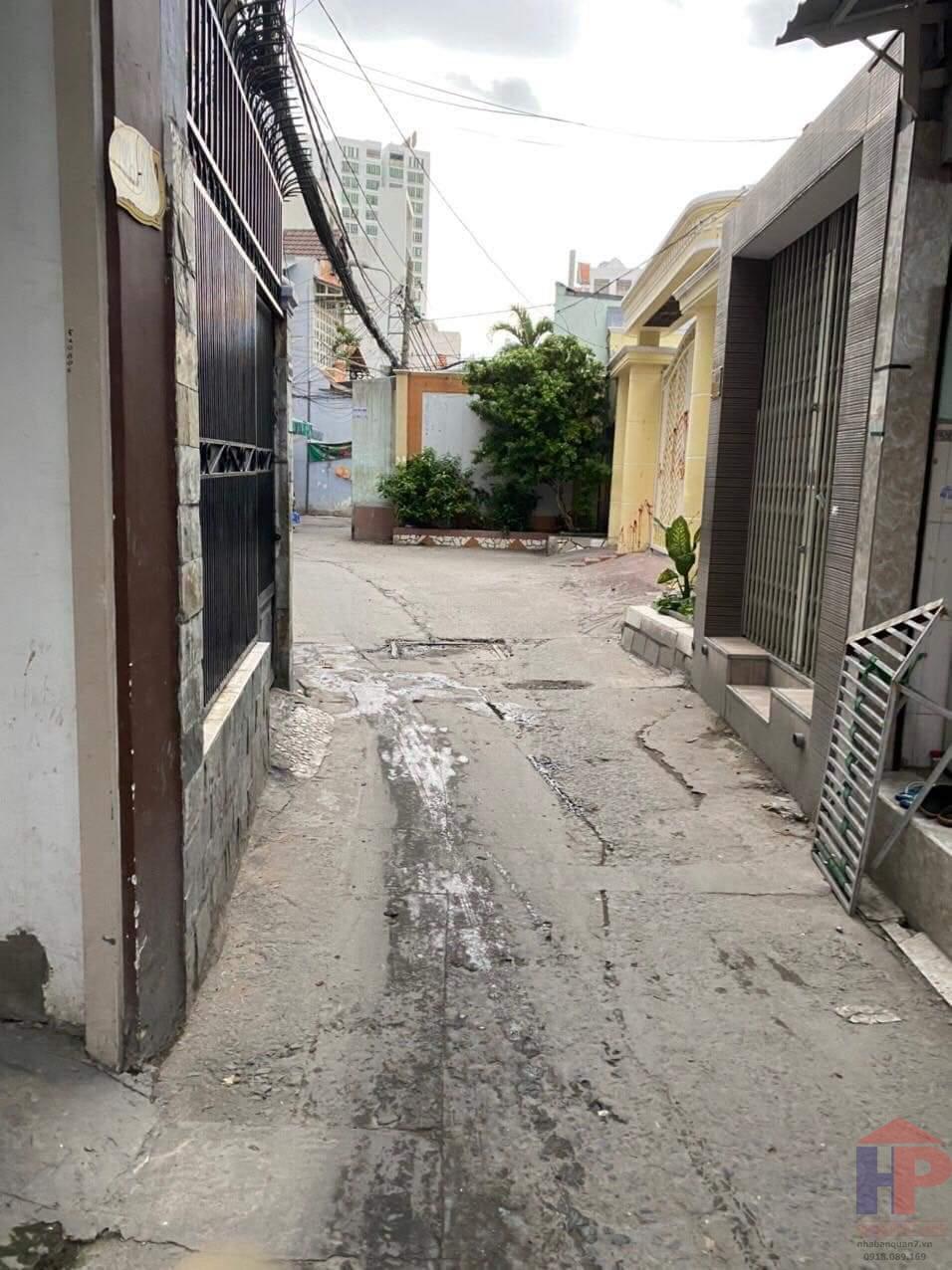 Bán nhà hẻm 793 Trần Xuân Soạn, Phường Tân Hưng DT 3,9 x 8,44m Giá 4.1 tỷ LH 0909477288