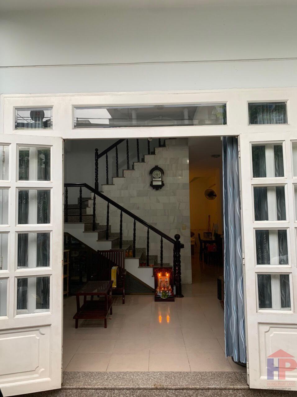 Bán nhà hẻm 502 Huỳnh Tấn Phát, Phường Bình Thuận DT 5x15 Giá 7.65 tỷ LH 0909477288