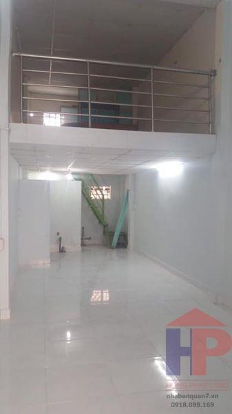 Bán Nhà Hẻm 1942 Huỳnh Tấn Phát, Thị Trấn, Nhà Bè DT 3 x 12 Giá 1.2 tỷ TL LH 0909477288